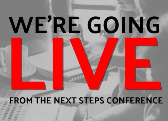 Next Steps: Live